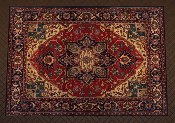 The Rug That Tied Room Together Originally Added In 2016